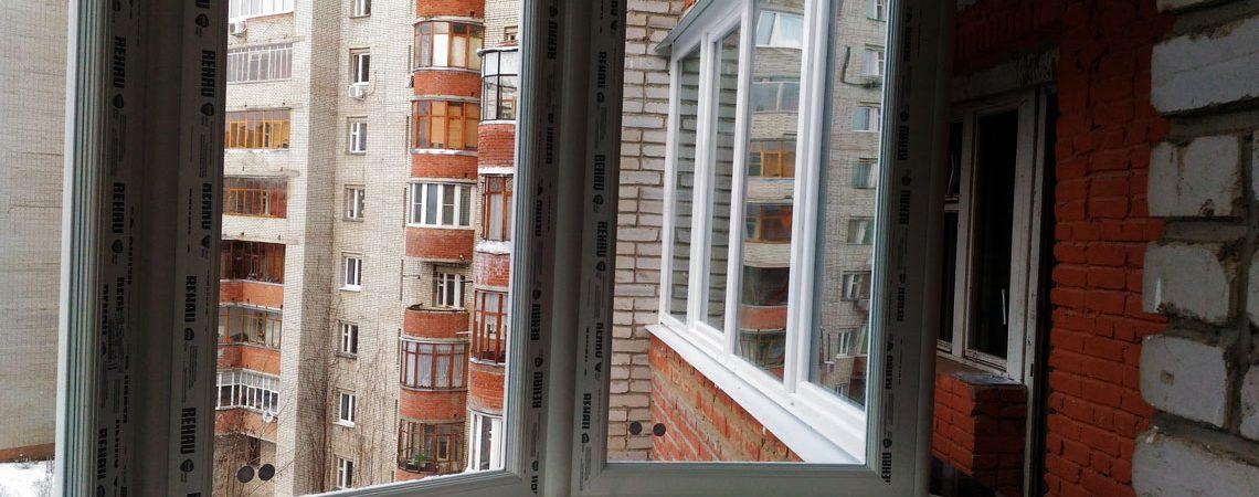 Балконы и лоджии - пластиковые окна серпухов.